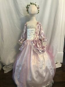 Marie-Antoinette-Queen-French-Princess-Deluxe-Boutique-Costume-NEW