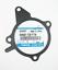 GENUINE Mazda MX-5 Water Pump To Engine Gasket MX5 Waterpump B6BF15116