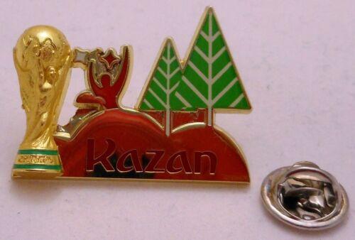 Pin // Anstecker Fußball FIFA Weltmeisterschaft 2018 Rußland Kazan 107