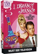 I Dream of Jeannie: The Complete Series Boxset (DVD, 2015, 12-Disc Set, Retailer Exclusive)