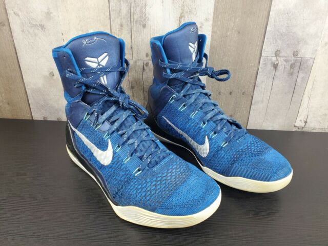 Size 12 - Nike Kobe 9 Elite Brave Blue