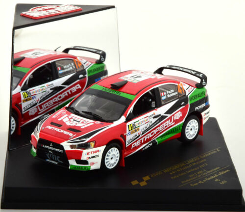 Rally Italy Fuchs//Mussano 1:43 Vitesse Mitsubishi Lancer Evo X #41