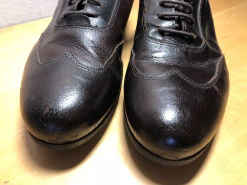 Scarpe D'oro Pantofola Scarpe Marrone Marrone Pelle Usato Pelle 40 Taglia 4xnt75w
