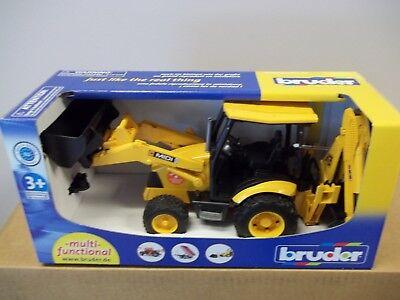 Bruder JBC 5CX Eco chargeuse-pelleteuse 02454
