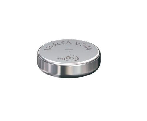 V301 V399 Silberoxid Knopfzelle Uhrenbatterie VARTA CR 2025 2016 Lithium 3V