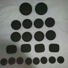 Pietre da massaggio hot stone lavorate.Hot Stone massage basalt Etna