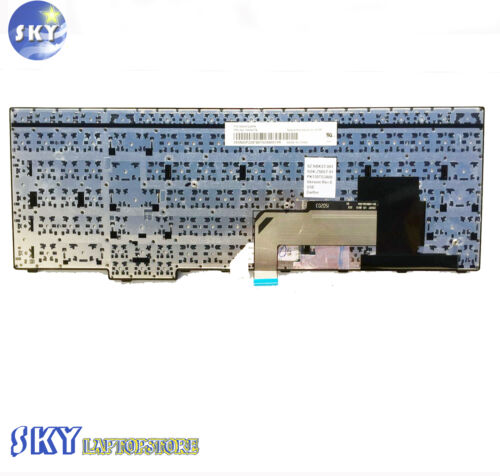 New Genuine Lenovo Thinkpad Edge E560 E565 US Keyboard 00HN000 00HN074