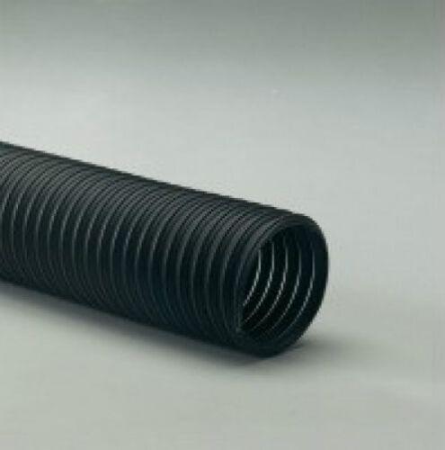 """Abrasion Resistant #873-10450 Flexible Dust Collection Hose 4.5/"""" x 25/'"""