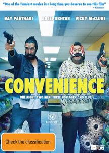 Convenience-NEW-DVD-Region-4-Australia
