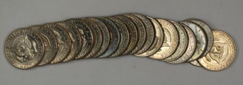 1974 P Kennedy Half Dollar BU Roll 20 Coins