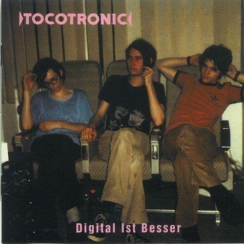 1 von 1 - Tocotronic Digital ist besser (1995) [CD]