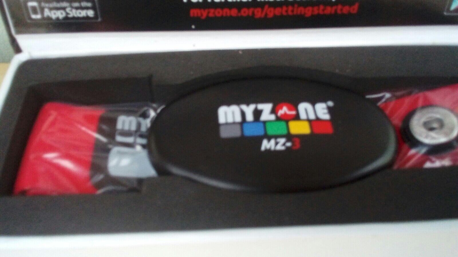 Myzone mz3 belt. New