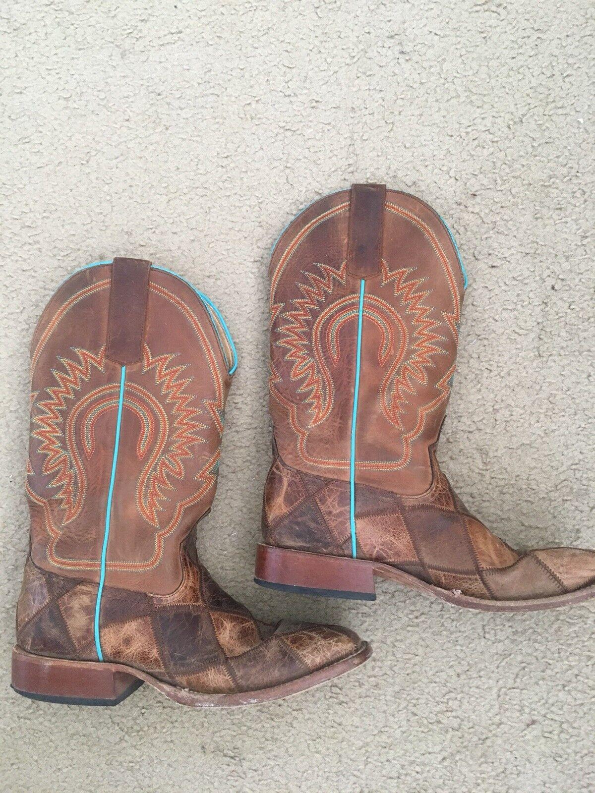 Anderson Bean Boots Men's Size  6