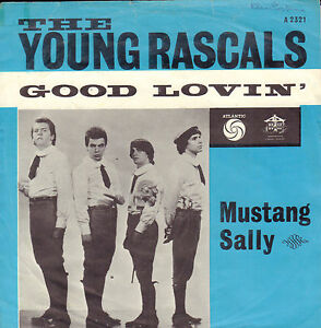 YOUNG-RASCALS-Good-Lovin-039-1966-VINYL-SINGLE-7-034-RARE-DUTCH-PS