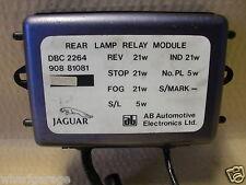 JAGUAR DAIMLER XJ40 XJ6 REAR LAMP RELAY MODULE DBC2264 LAMP CONTROL