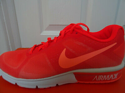 Nike Air Max Sequent Baskets Chaussures 719916 801 UK 5.5 EU 39 US 8 NEW IN BOX | eBay