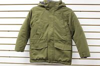 Marmot Boy's 700 Fill Bridgeport Down Jacket Brown Moss 73330 Brand With Tag