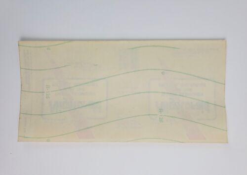 1970s Comic Can Funny drink Label Alligator-Aid Mock Gatorade vinyl wrap sticker