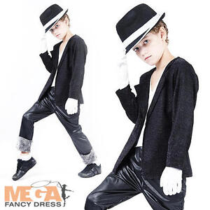 michael jackson billie jean kid costume
