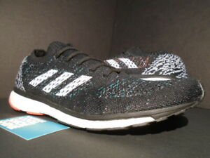Details about ADIDAS ADIZERO PRIME LTD ULTRA BOOST CORE BLACK WHITE MINT GREEN RED CP8922 10.5