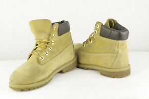 Nu Boots 5uk Timberland P82 5 Buck Womens Leather Wheat Excellent E0ITqT