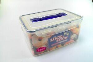 Vorratsdose Frischhaltedose rechteckig Lock&lock 6,5l Dose Vorratsgefäße Küche