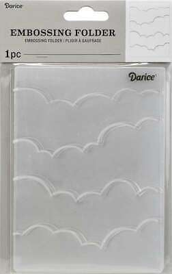 Embossing Folder 4.25X5.75-Beach Wave
