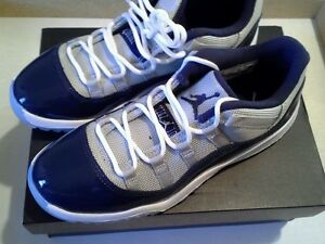 0421df17da3c86 Nike Air Jordan Retro 11 Low Concord