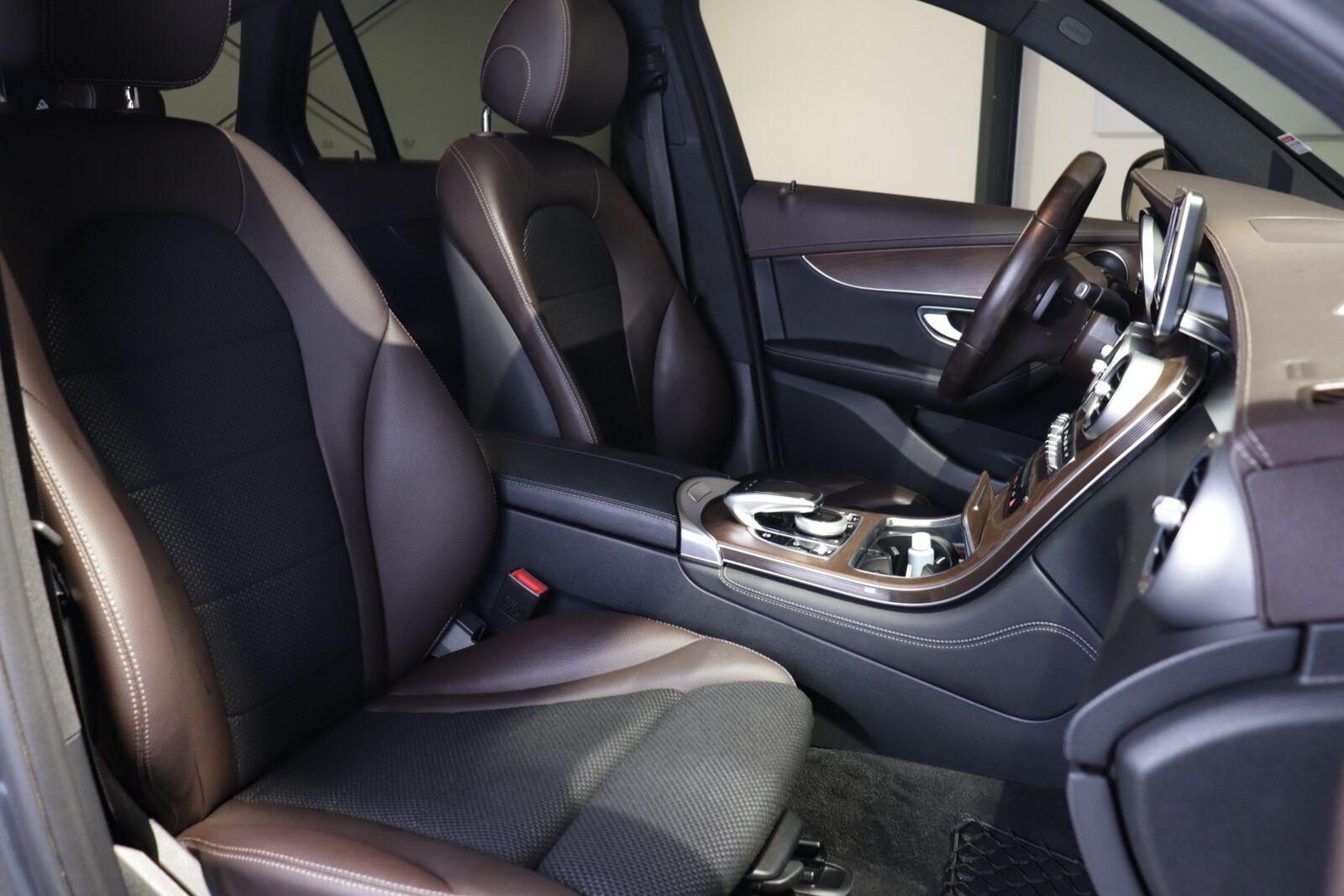 Mercedes GLC220 d aut. 4-M