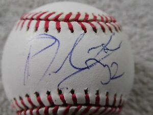 Derek Lowe Autographed Signed OMLB Ball Boston Red Sox Dodgers 2x All Star