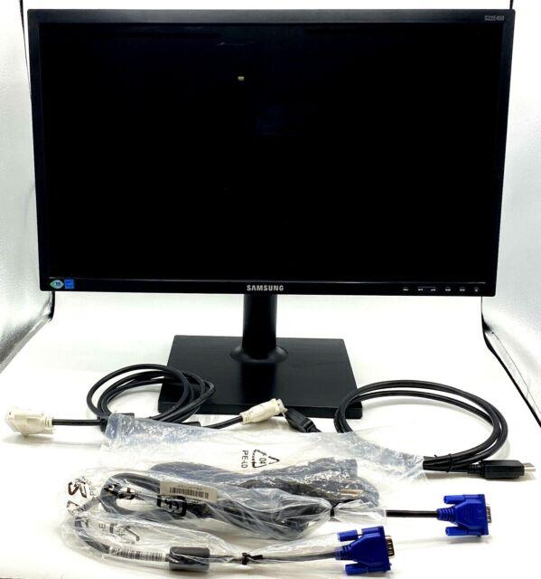 """SAMSUNG S22E450D 22"""" Full HD 1920 x 1080 5ms VGA DVI Display - w/ WARRANTY!!"""