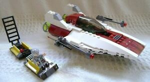 Lego-Star-Wars-6207-A-Wing-Fighter-Loose-Toy