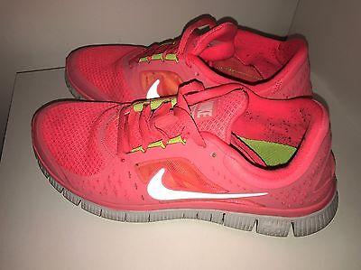 Nike Free 5.0 Run 3 ★ Damen ★ Sneaker ★ Schuhe ★ Sport ★ Hot Punch ★ Gr. 40   eBay