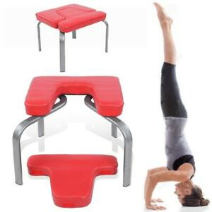 yoga chair headstand inversion bench headstander home gym