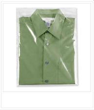 100 Clear 12 X 15 T Shirt Poly Plastic Bags Back Flap Apparel Uline Best 1 Mil