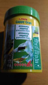 Alimentation-poissons-TROPICALES-GUPPY-DE-SERUMS-GRANDE-48gr-100ml-Speciales