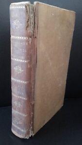 Diccionario Las Ciencias Medical T. Xxi Pancoucke París 1817 ABE
