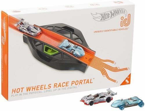 Hot Wheels IDRace Portal