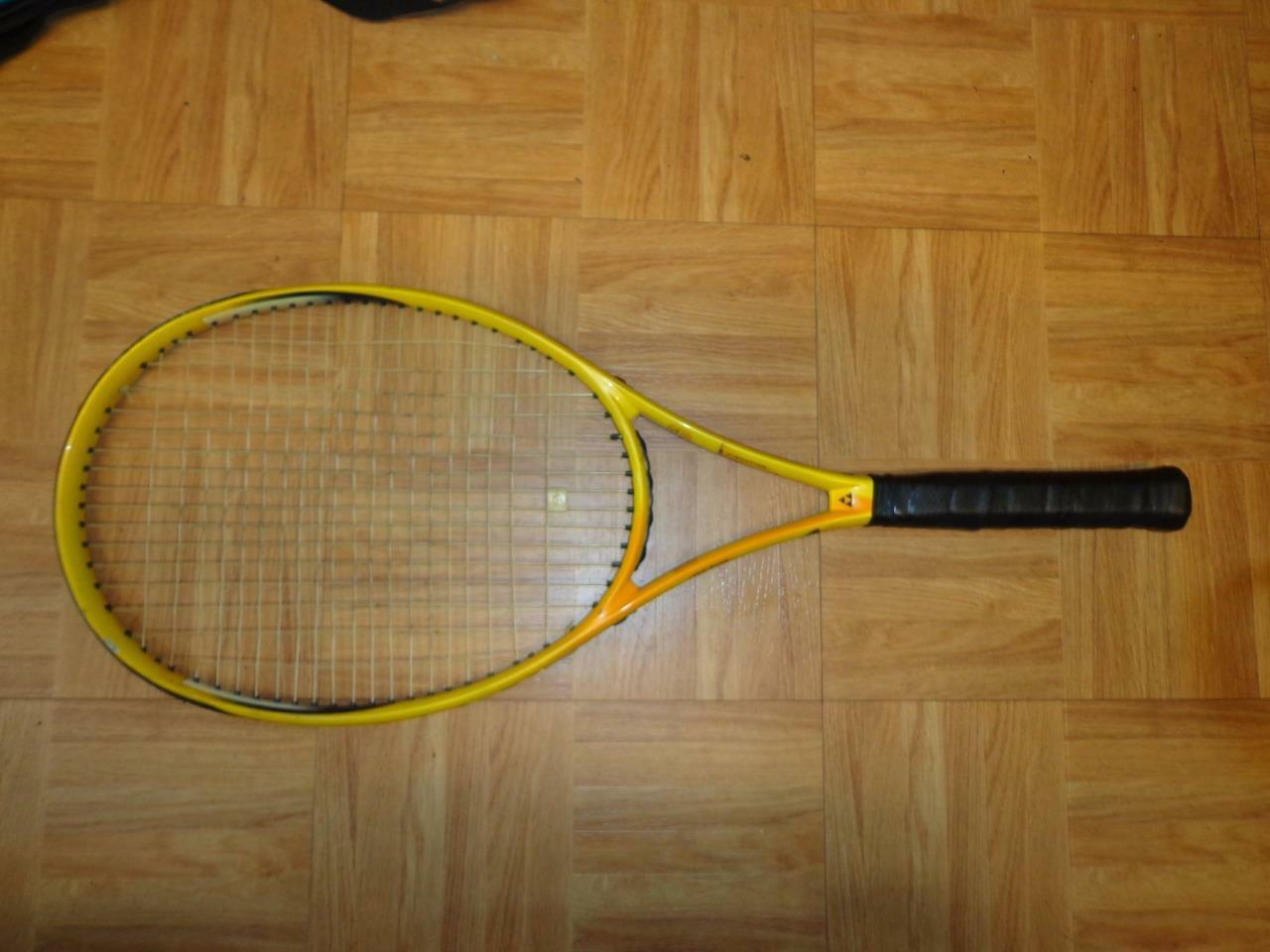 Fischer elíptica Midplus 98 4 3 8 Grip Tenis Raqueta