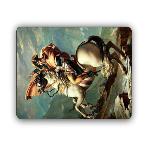 Napoleon Painting Computer Mouse Pad Size Mousepad