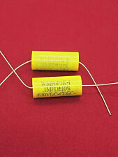 CORNELL DUBILIER .0068uf 10/% 1000V Film//Foil Polyester Capacitor **NEW** Qty.5