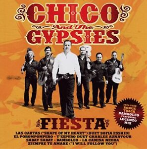 Chico-et-The-Gypsies-Fiesta-2014-12-track-Album-CD-Tout-Neuf