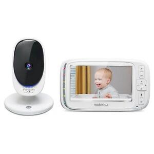 7f09aff6534b Motorola 5 Inch COMFORT50 Remote Wireless Video Baby Monitor for ...