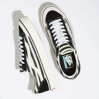 Vans Style 36 Decon SF Stripe Skate Sneakers Shoes Black VN0A3ZCJXMU Size 4 13 | eBay