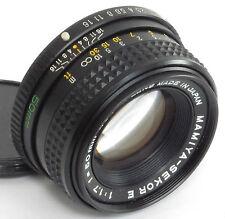 MAMIYA E 50mm 1.7