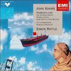 Adams: Harmonielehre; The Chairman Dances; Two Fanfares by Simon Rattle (CD, Apr-1994, Warner Classics (USA))