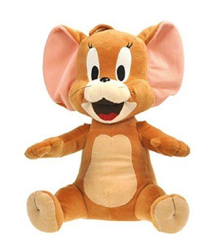 Peluche serie Tom /& Jerry topo Jerry seduto 40 cm *06098