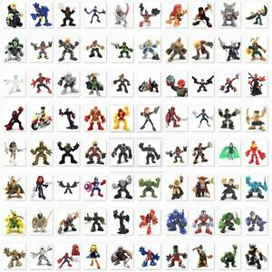 Random-10-Marvel-Super-Hero-Squad-Figure-Captain-America-Spider-man-X-men-M287X2
