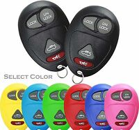 Best 2 Replacement Keyless Entry Remote Key Transmitter For Buick Pontiac