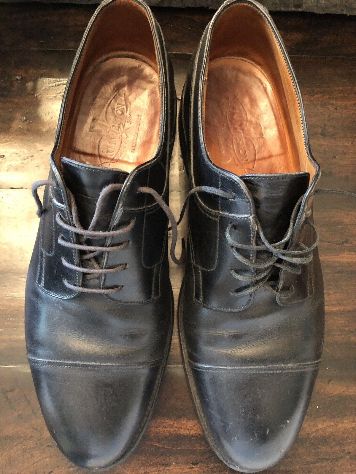 Zapato JM Weston 10.5 Negro